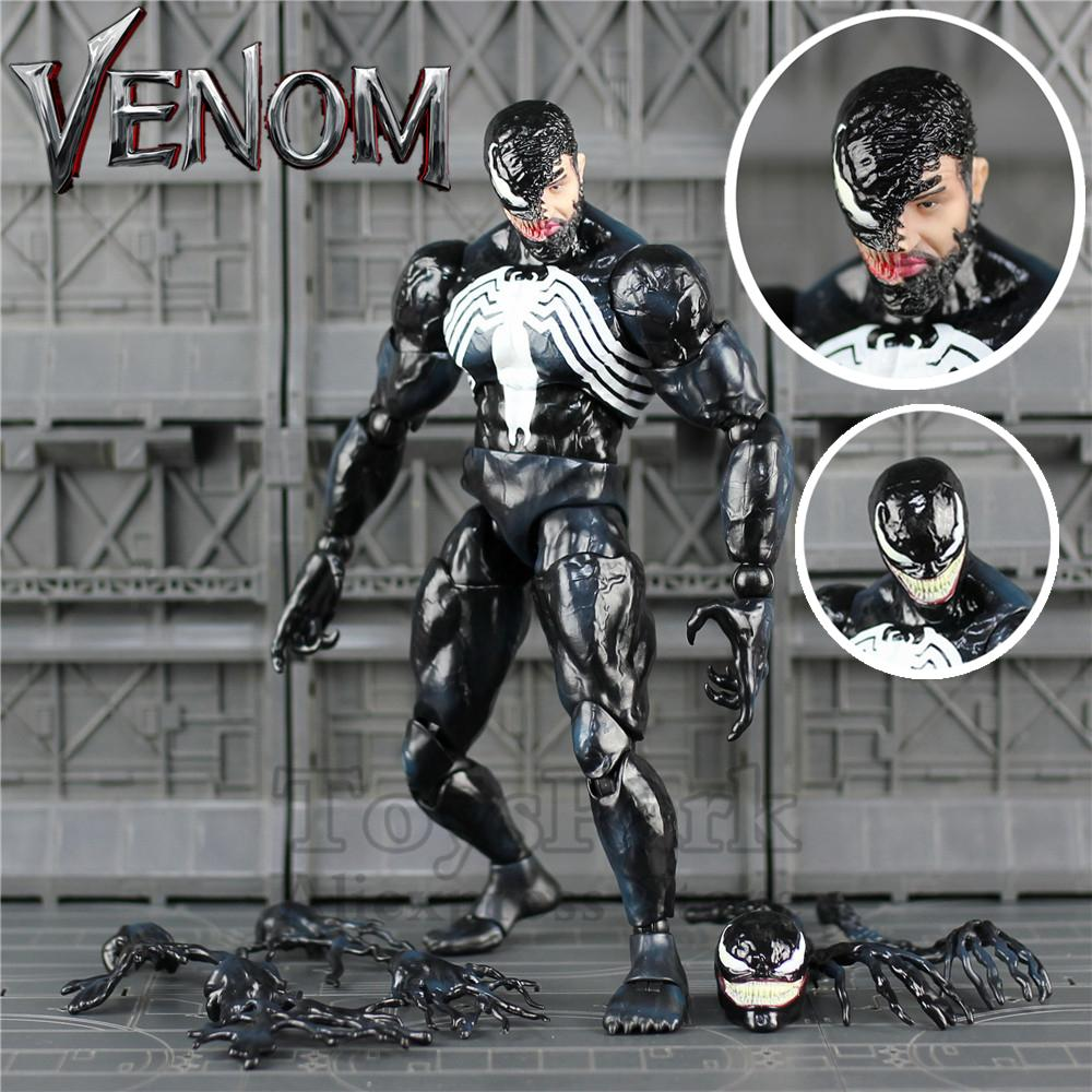 HC TOY 1//6 Venom Collectible PVC Action Figure New No Box 26cm