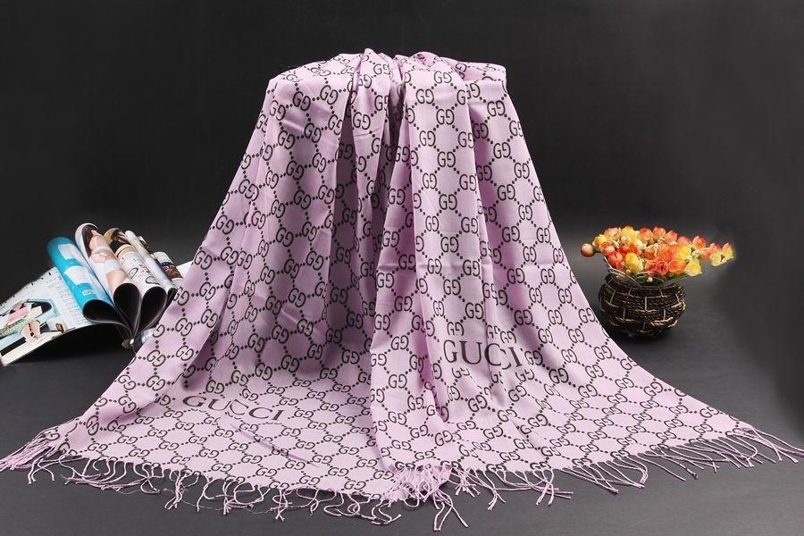 Wholesale- Geschenk Promi Design Cashmere Wolle Baumwolle Troddelschal Frau Buchstabe-Drucken-Schal-Schal-Verpackungs-180 * 70cm