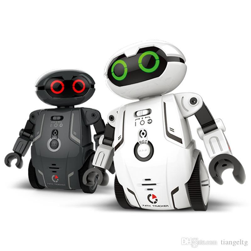 Silverlit Akıllı Labirent Robot Çocuk Fonksiyonlu Dans Ses Elektrikli Uzaktan Kumanda Oyuncaklar Çocuk Boys Akıllı RC Robot Tatil Hediye 06