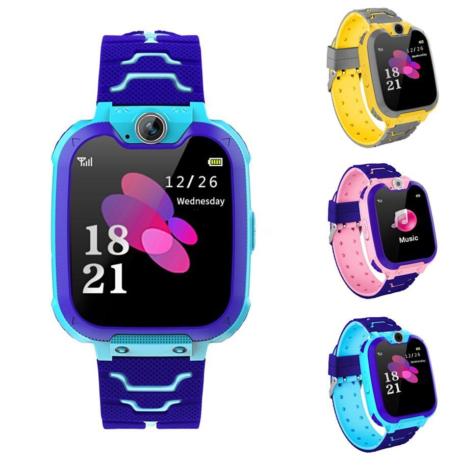 I nuovi bambini di modo delle ragazze dei ragazzi bambini Studentd Nuoto Sport orologio digitale da polso impermeabile orologi regalo Reloj Deportivo #D # 454
