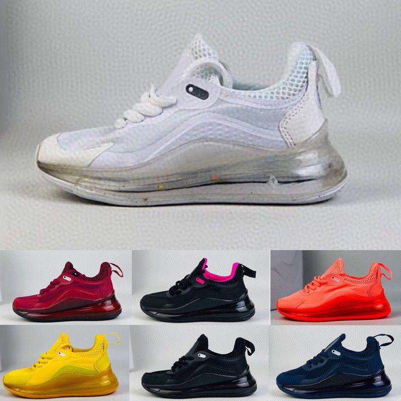 2020 Оптовая торговля 72С легкий воздух детей кроссовки мальчик девочка молодости ребенка спортивный тапок размером 26-35
