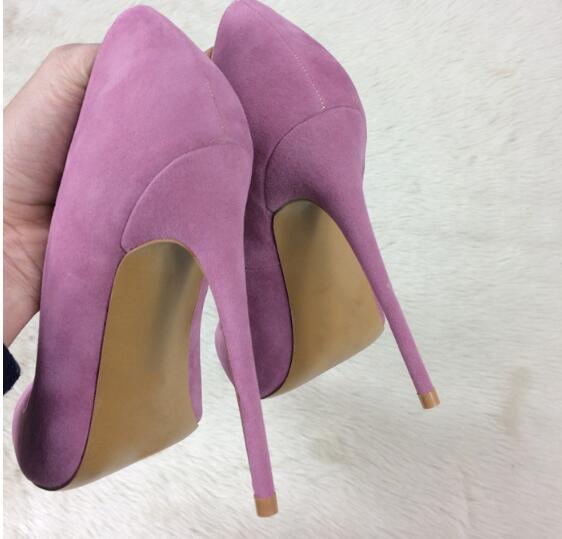 Purple High Heel Shoes Uk
