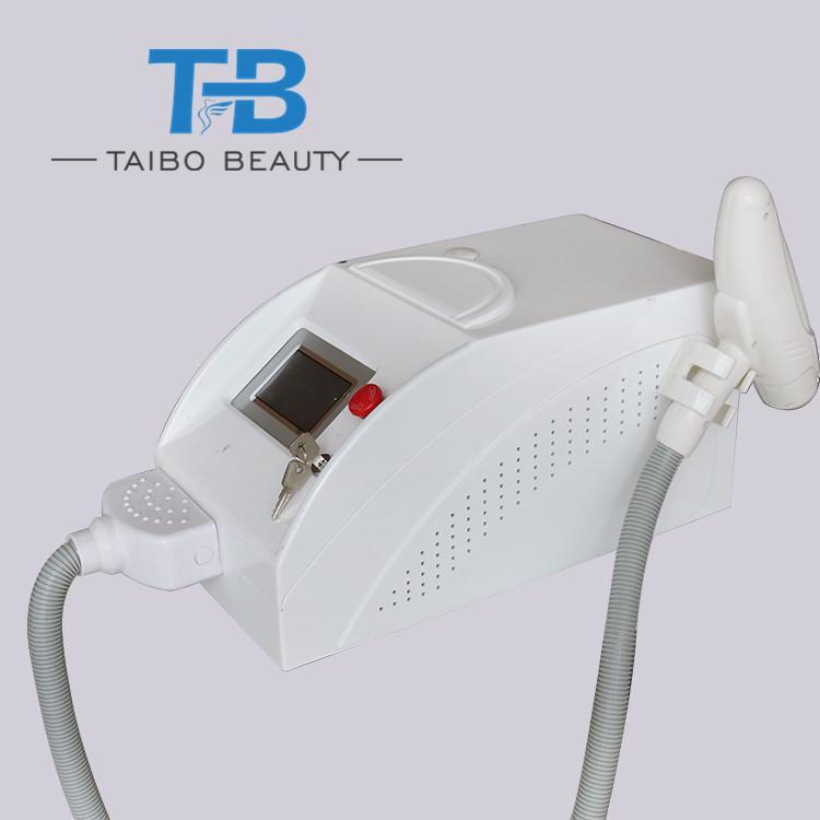 Macchina di rimozione del tatuaggio del laser del laser del yag di trattamento della bambola nera del rifornimento diretto della fabbrica migliore prezzo