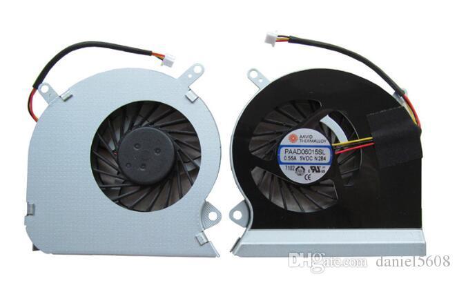새로운 MSI GE60 2PE-448XCN 2PE-449XCN PAAD06015SL A166 3 선식 팬