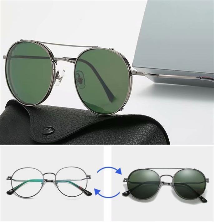 تصميم العلامة التجارية 2020 حار بيع نظارات شمس رجل إمرأة نظارات شمس القيادة نظارات UV400 إطار نظارات معدنية بولارويد زجاج عدسة