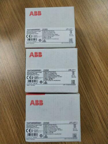ABB DX522 anahtar giriş / çıkış modülü 1SAP245200R0001