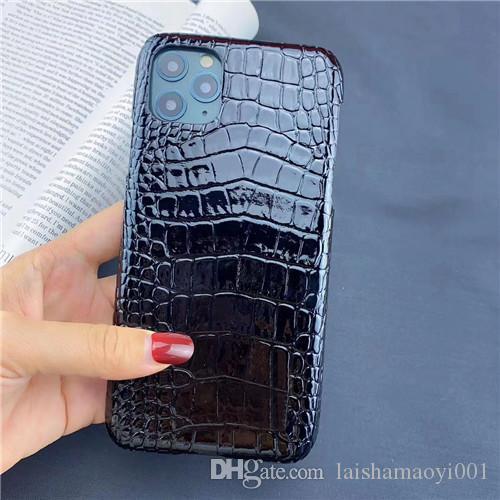 cas de téléphone Lettres de luxe pour iPhone 11 Pro 6 6p 7 7p 8plus x xs max xr de haute qualité de couverture de téléphone portable