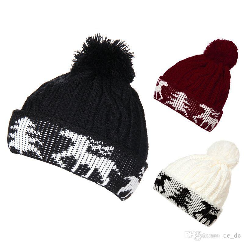 Новый стиль Теплая шерсть Сноуборд Горные лыжи Скейтборд Knit Caps Bonnet Skullies И Шапочки для мужчин Женщины Gorros Hip-Hop Hat DM # 6