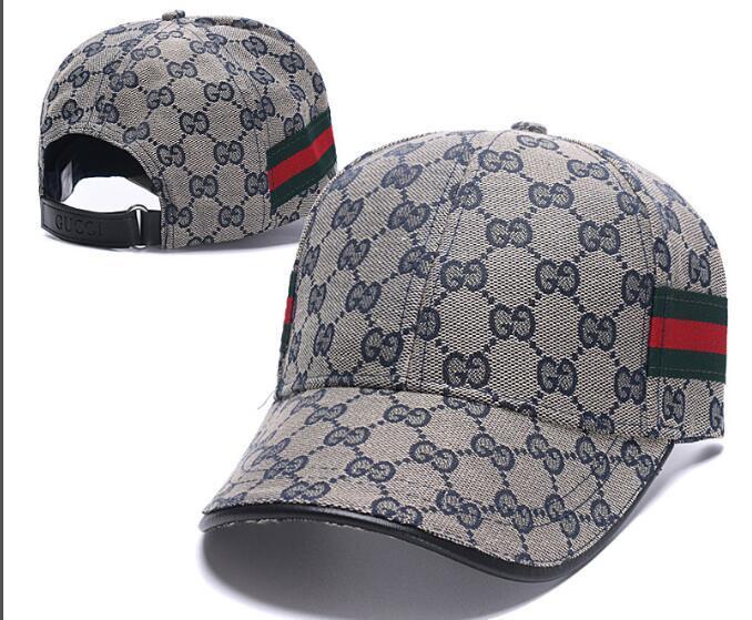 2020 Estilo de hueso curvadas visera Gorra gorra de béisbol mujeres Gorras diseñadores padre sombreros hombres Hip Hop casquillos del Snapback de alta calidad en forma sunhat