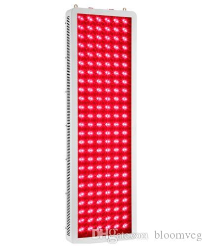 Bloomveg 2019 Hot Items New Product Skin Rejuvenation 600W Full Body LED Red Light Therapy Panel