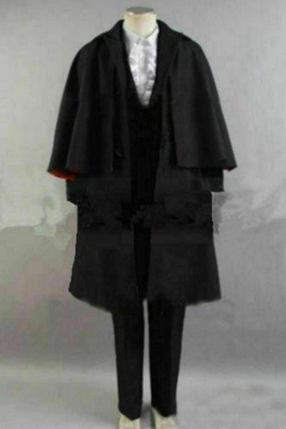 Quem é doutor 3 Dr Outfits Costume quaisquer shirt calças tamanho Manto jaqueta