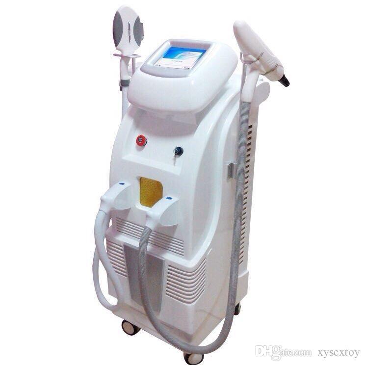 اختيار SHR آلة إزالة الشعر الليزر IPL ضوء الليزر الساخنة بيع آلة الليزر
