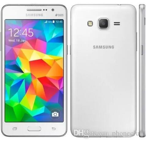Samsung Galaxy Grand Prime DUOS G530H Unlocked GSM 3G Quad Core 5.0 inch Screen Android 4.4 RAM 1GB ROM 8GB