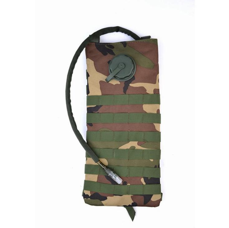 3L воды мешок Открытый Камуфляж плеча рюкзак Гидратация езда Альпинизм Tactical Портативный мешок воды Даже Inner Wear