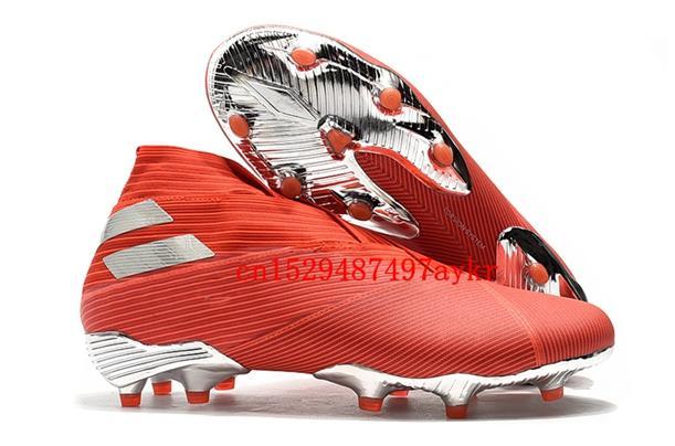 2020 top quality mens soccer shoes SUperFlys FG soccer cleats Outdoor football boots Tacos de futbol