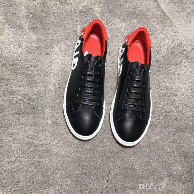 Zapatos turísticos para caminar Moda Vendaje Parte inferior gruesa Cuero Hombres y mujeres Zapatos casuales Diseñador Zapatillas transpirables de colores hl190802
