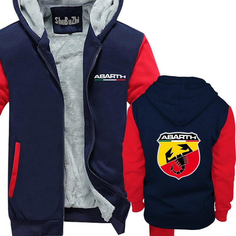 Sweats /à Capuche Fiat Abarth 500 Moto Rally Racing Course Rallye Pull personnalis/é Homme Sweatshirt Noir MAX2