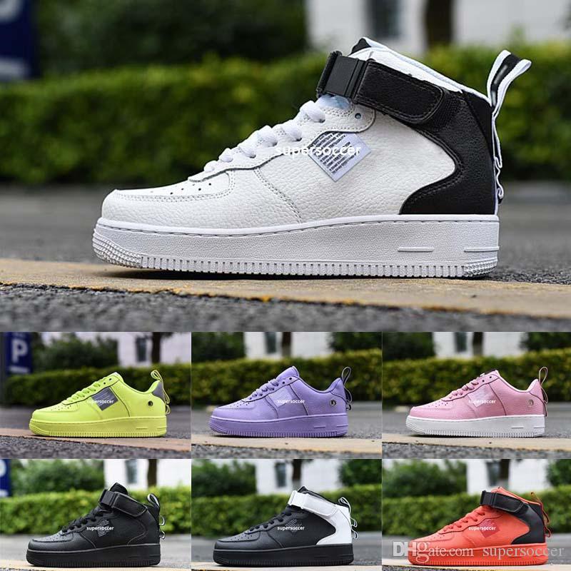 Mais recente Venda Quente Para Um Alto Tênis de Corrida Dos Homens Das Mulheres Sapatos de Esportes Baratos de Alta Corte Andando Sapatos de Skate Sneakers 1