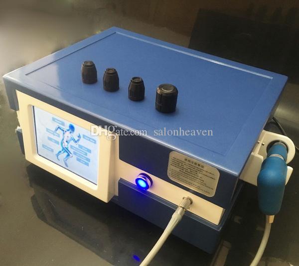 Almanya Teknoloji Pnömatik Shockwave Terapi Şok Dalga Terapisi Ekipmanları Eklem Ağrısı Terapi Sistemini Rahatlatmak Fizyoterapi Ekipmanları