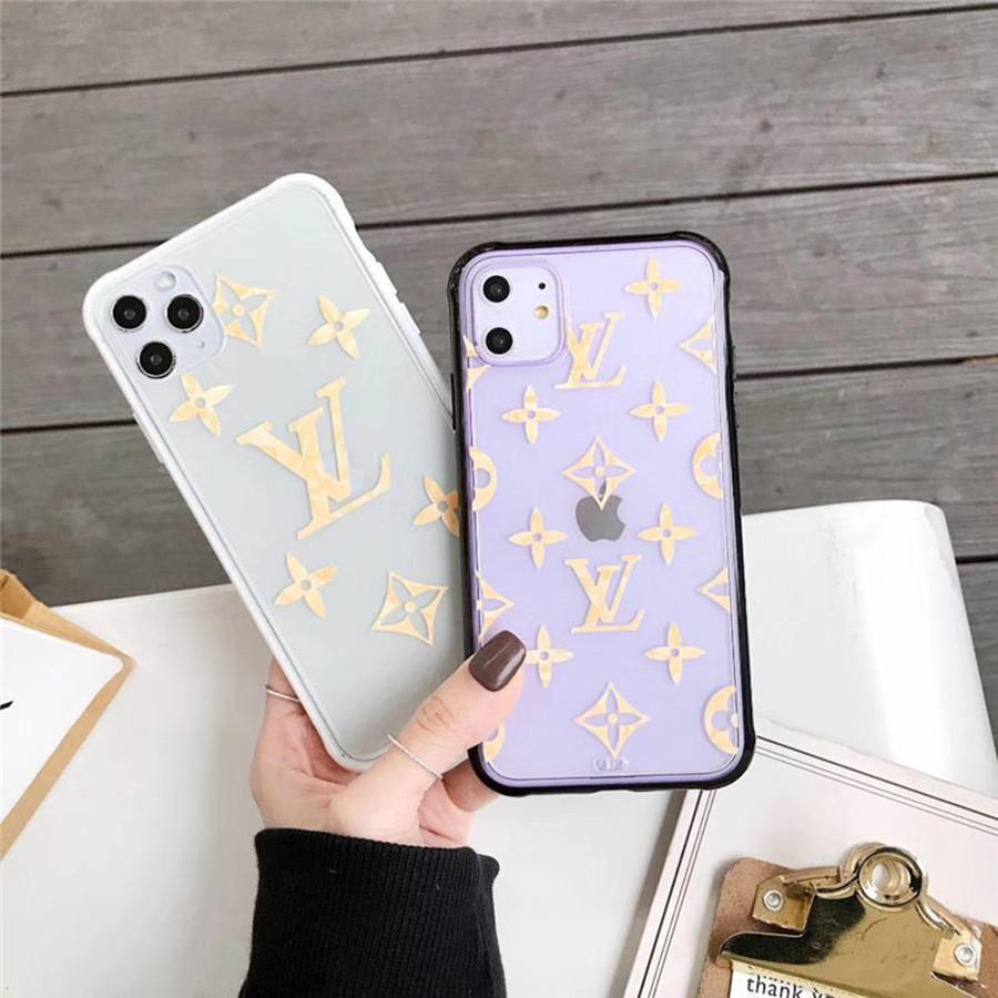 Adatto per l'iPhone / Pro di alta qualità di modo di tendenza 7/8 più di moda di lusso custodia in silicone telefono cellulare Apple iPhone11
