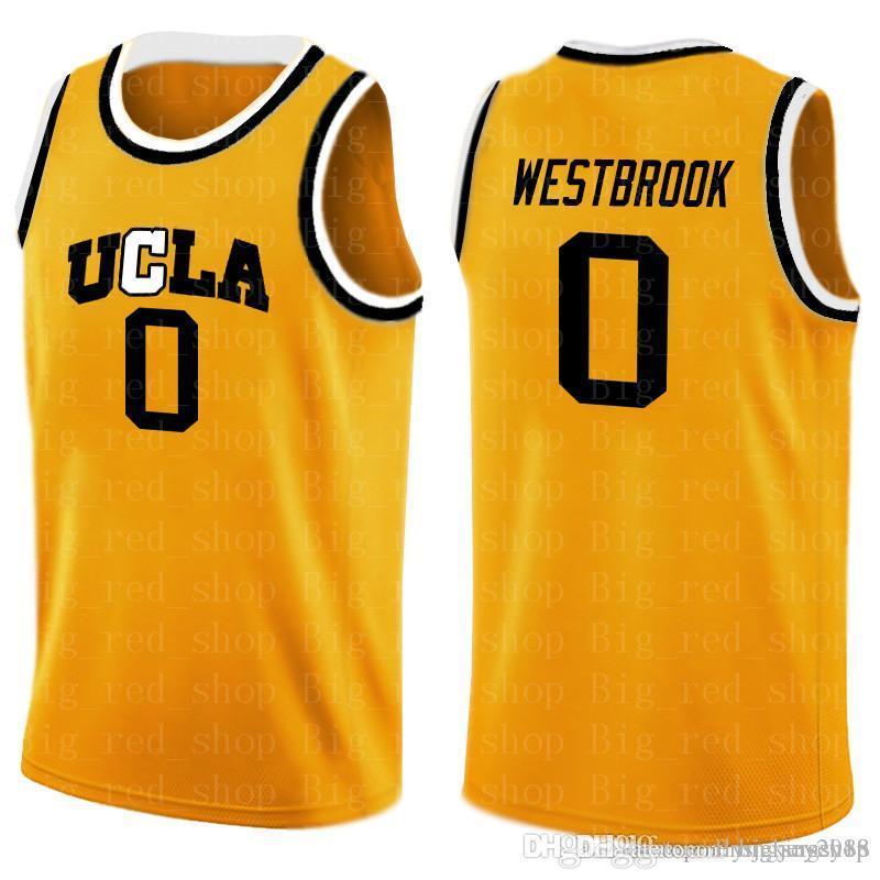 NCAA Russell Westbrook 31 Reggie Miller # Allen Iverson 3 Bethel Iverson Dwyane Wade 3 Università NCAA Jersey 34 Len Bias # 788.787