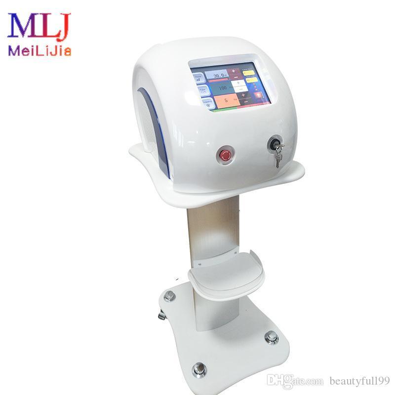 2019 nouvelle arrivée télangiectasie compensation vasculaire 980nm CE certifié traitement médical fabriqué en Chine pour le salon