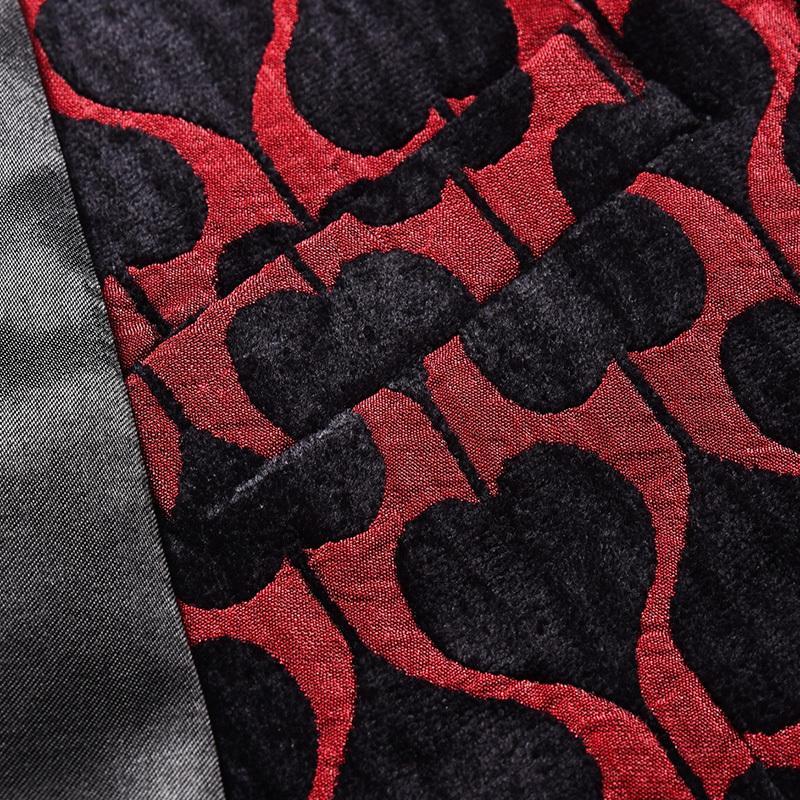Qualité Hommes Nouveau modèle Veste Blazer boutons One manches longues Printemps Blazer Hommes Casual Costume Homme Costume Slim Fit Hommes Noir Rouge