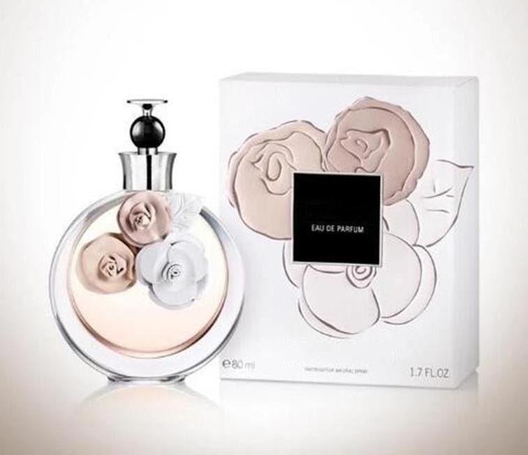 perfume high quality 80ml Eau DE parfum for women unique design Attractive fragrance fast free shipping lasting long time