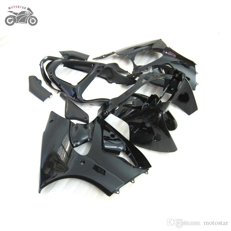 무료 사용자 정의 KAWASAKI를위한 키트를 유선형으로 2005 년 2006 년 2007 년 2008 ZZR600 오토바이 주입 중국어 페어링 (600) 600R 05 06 07 08 ZZR