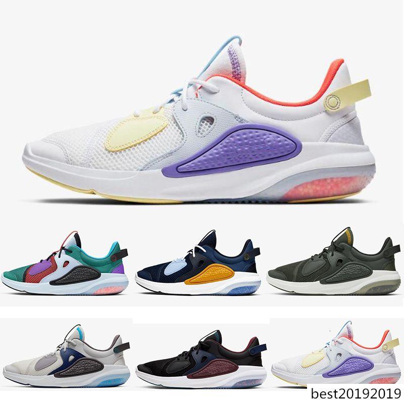 New Joyride CC chaussures de course Oreo Platinum Tint Racer bleu violet entraîneur des hommes respirant série Joyride Chaussure de course pour les hommes
