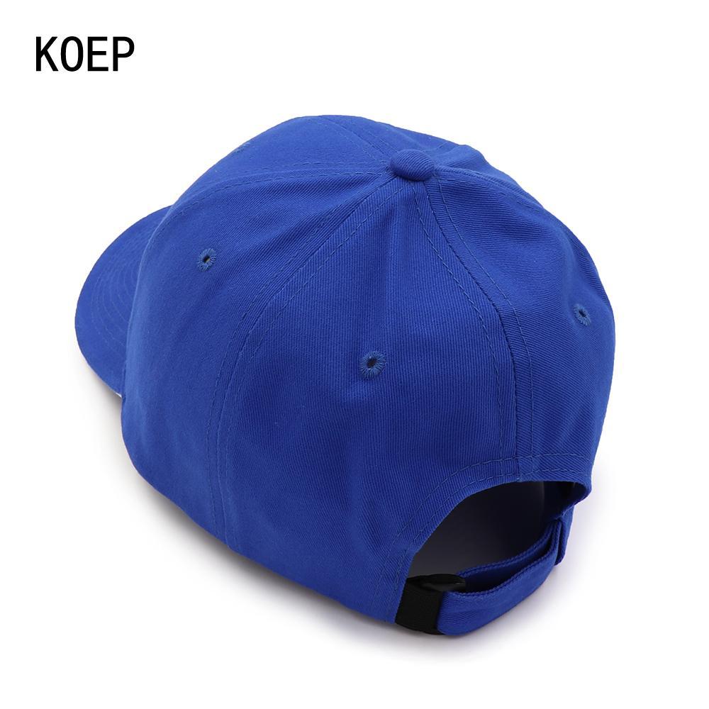 worldkick2018 2020 Yüksek Kaliteli% 100 Pamuk Beyzbol şapkası Casquette Ayarlanabilir Katı Kadınlar Caps Erkekler Basit Baba Şapka Takımı Sandwich Siper