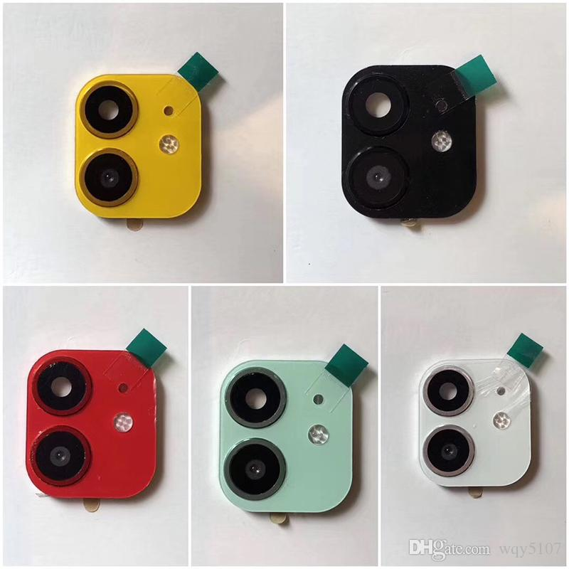 아이폰 (11) 프로 맥스 카메라 보호 2 세대에 휴대폰 카메라 렌즈 키트 캡 아이폰 X XR XS 최대 두 번째 변경