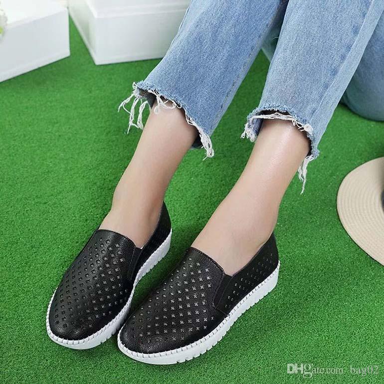 Con la scatola della scarpa da tennis delle scarpe casuali addestratori Scarpe moda scarpe sportive formatori migliore qualità per la donna libera DHL By toy99 PH914
