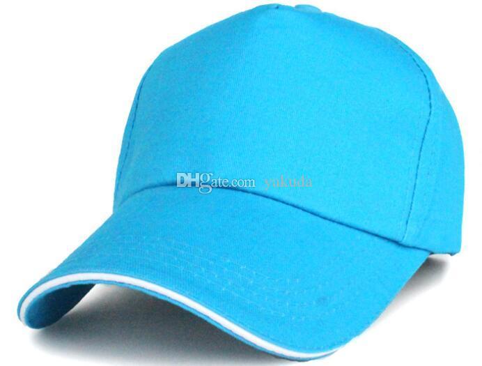 Remise en ligne pas cher Formation motif imprimé logo chapeau publicitaire personnalisé Tourisme cinq soleil baseball chapeau snapback Casquettes chapeaux de chapeau bon marché casquette