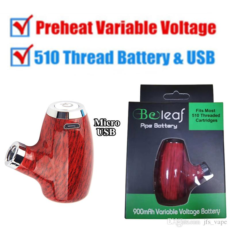 DHL 100pcs KY32 2019 Hot E Pipe Preheat 510 Thread Battery Variable Voltage Vape Pen Battery Micro USB Vaporizer Battery Charger Kit