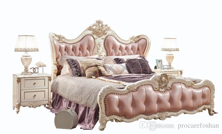 2019 European Pink Style Royal Unique Bedroom Furniture Sets From  Procarefoshan, $2,010.06 | DHgate.Com