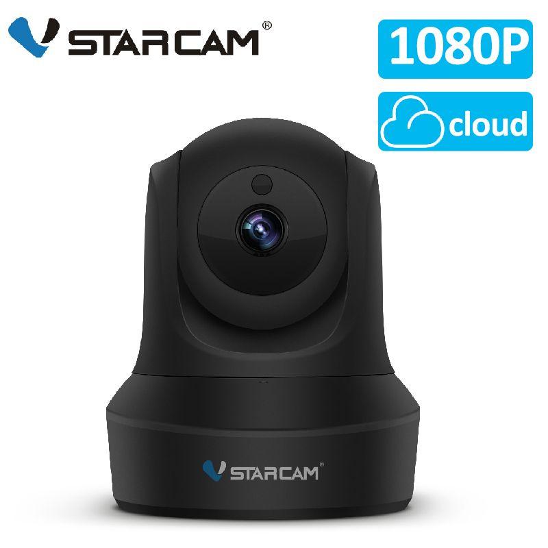 مراقبة anoramic Vstarcam C29S 1080P HD WIFI IP كاميرا للرؤية الليلية المنزل الأمن كاميرا لاسلكية IR P2P داخلي كاميرا PTZ