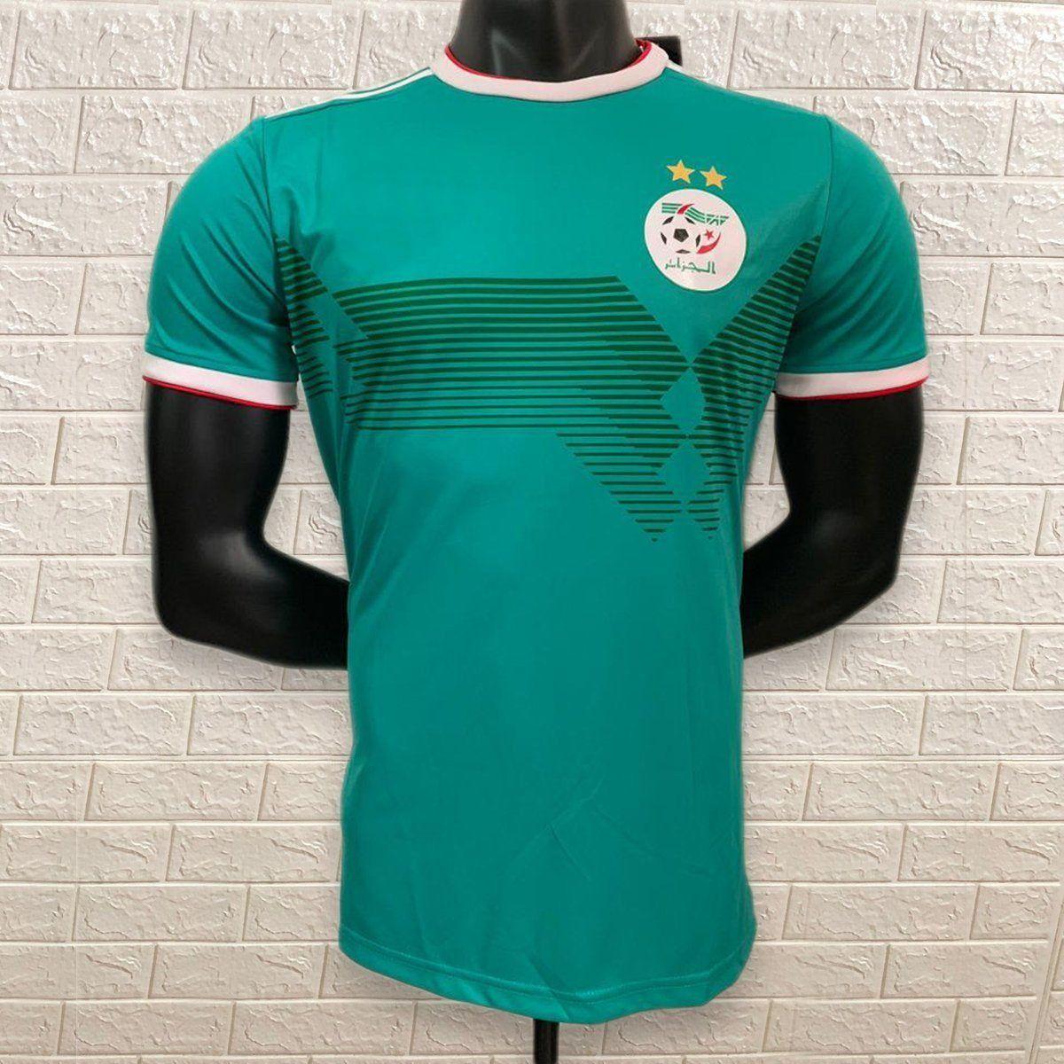 customizadas 20-21 Argélia 7 Mahrez 10 Feghouli 13 Slimani 8 camisetas BELAILI 20 ATAL Thai Qualidade de Futebol desgaste Discount Formação Cheap