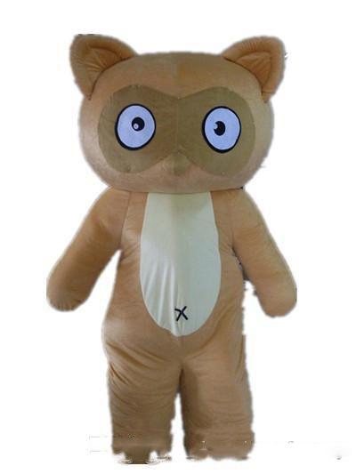 2019 Discount Fabrik ein asdlut braun Maulwurf-Maskottchen Kostüm-Verkauf für Erwachsene zu tragen