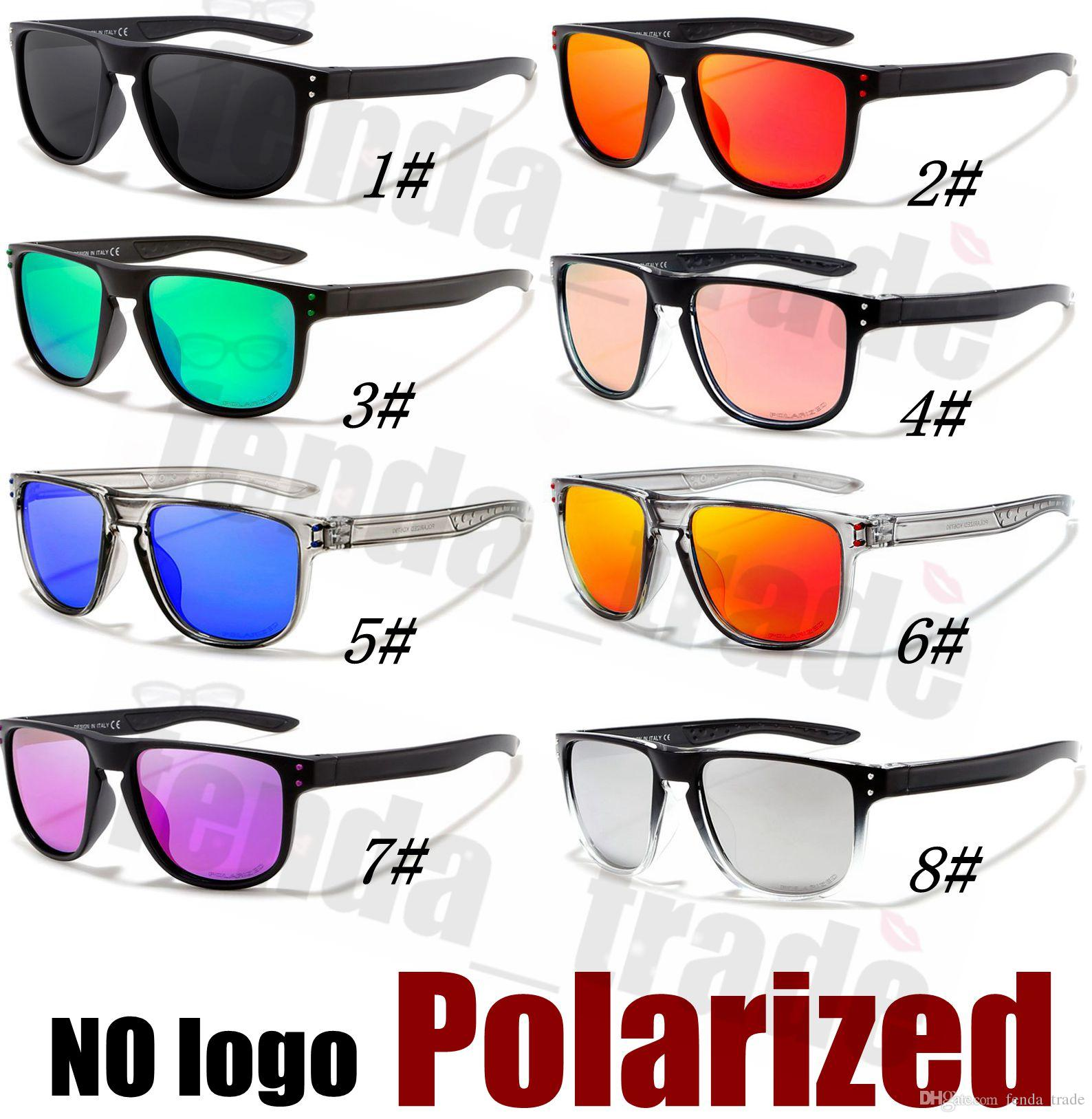 الرجال الرياضة يستقطب نظارات شمسية تناسب جميع حجم الرجال طلاء عدسة الشاطئ عاكس نظارات السباحة Gafas دي سول 10PCS