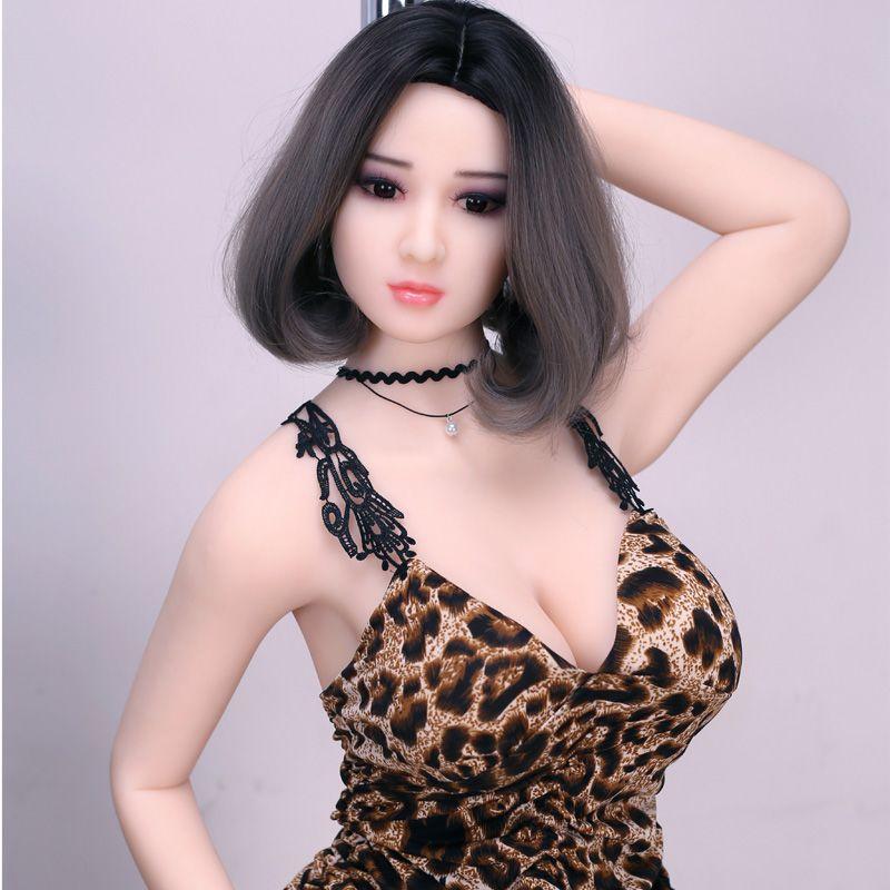bambole reali del sesso del silicone per gli uomini 158cm top scheletro adulto bambola di amore della vagina realistica figa giapponese realistico grande seno bambola sexy