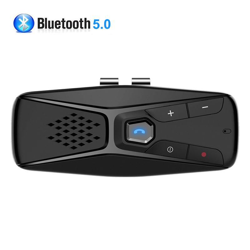 T823 بلوتوث سيارة مكبر صوت DSP BT5.0 داخل السيارة أحد الدرع سيري استدعاء استقبال الإرسال خلية المتكلم الهاتف بلوتوث