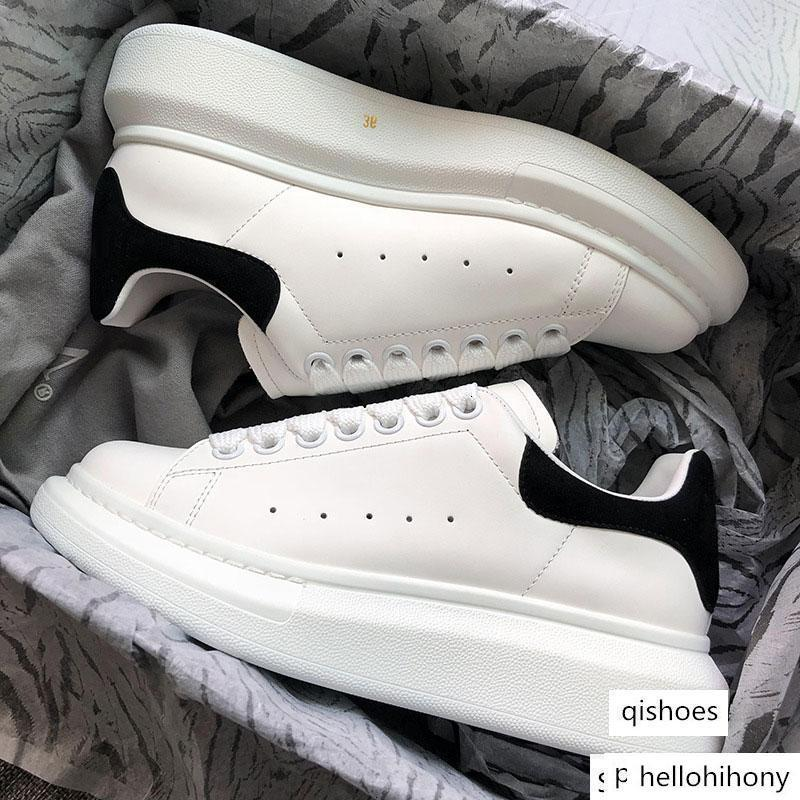 2019 Black Velvet delle donne degli uomini Chaussures Shoe Bella piattaforma casuale delle scarpe da tennis dei progettisti scarpe di lusso in pelle di colori solidi Scarpa x1