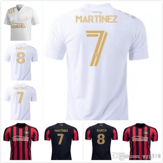 2020 New White 2020 2021 MLS Parley Atlanta United FC ...