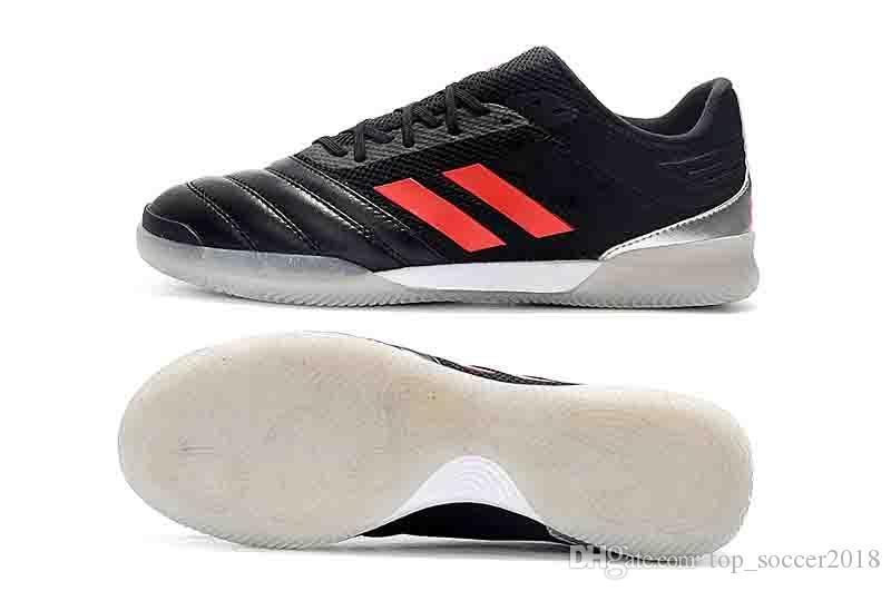 2019 hombres botines de fútbol Copa Tango 18.1 TF IC zapatos de fútbol sala baratos botas de fútbol originales Copa 19.1 zapatos de fútbol sala de césped
