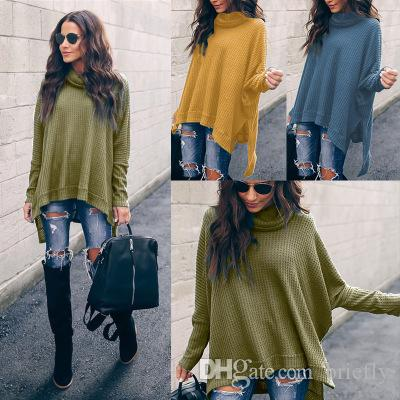 New Ladies Womens Casual Loose Neck 3 Button Winter Cardigan Poncho Plain Top UK
