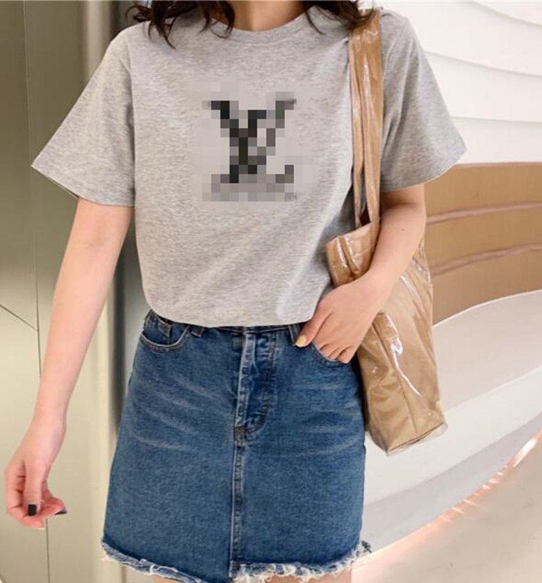 Europa und Amerika heiße Frauen Designer-T-Shirts Männer-T-Shirts Mode Cartoon O Ansatz Männer T-Shirt Pullover Männer Hip Hop-T-Shirt drucken