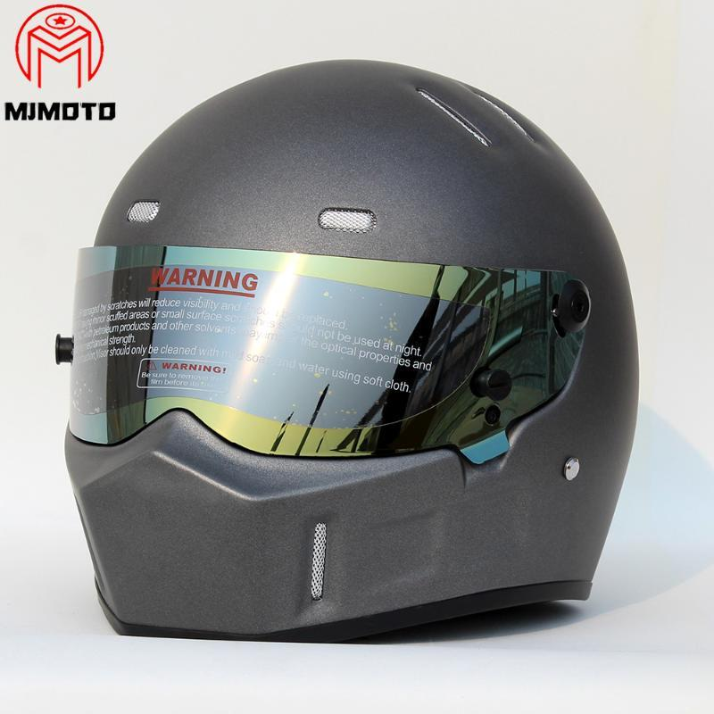 CRG ATV Personalized Karting Car Full Face Helmet Motorcycle Racing Full Face Helmet F1 Capacete De Moto Riding Cascos Motorrad