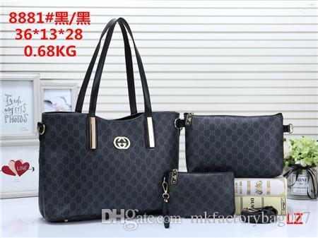 Горячее надувательство Новые женщины типа Сумка Totes сумки Lady Композитный сумки на ремне сумки сумки Pures # 8881