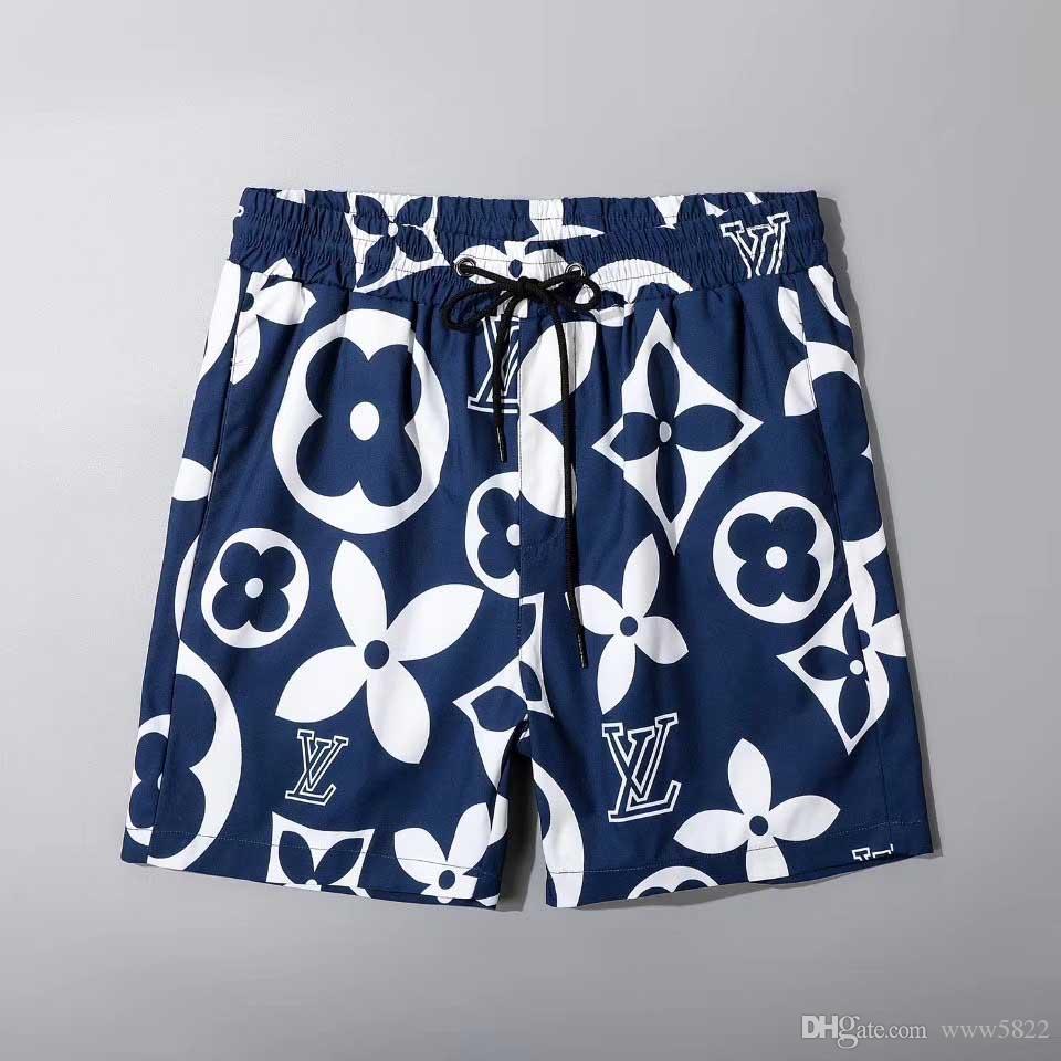 2020 estate pantaloni spiaggia costa estate tessuto impermeabile pantaloncini surf degli uomini dei bicchierini del bordo degli uomini Pantaloncini da bagno tronchi di sport